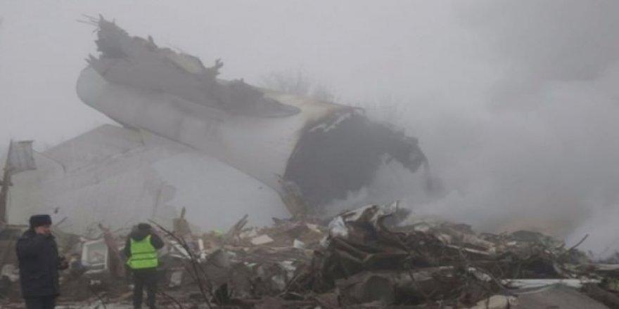 Düşen uçağın hangi şirkete ait olduğu ortaya çıktı
