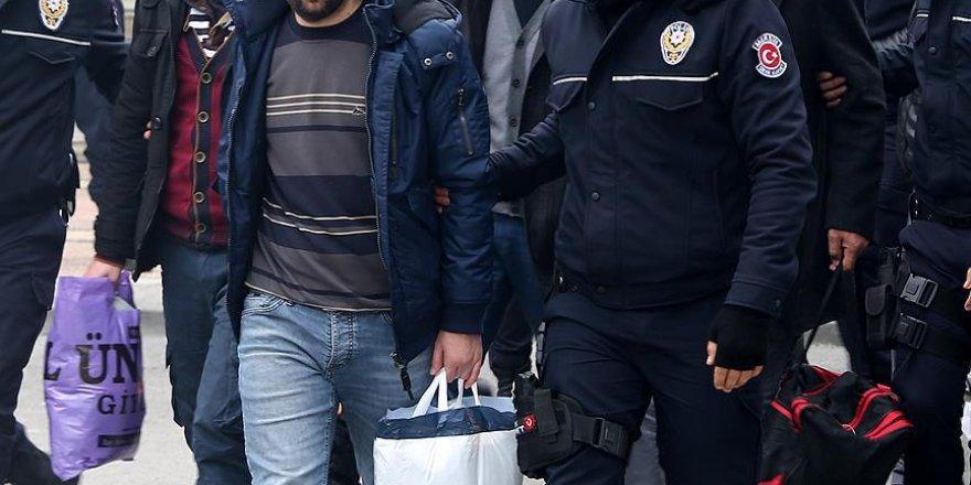 Mersin'de ByLock kullanan 17 emniyet mensubu gözaltına alındı