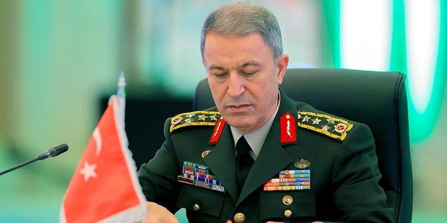Akar, NATO Askeri Komite Toplantısına katılacak