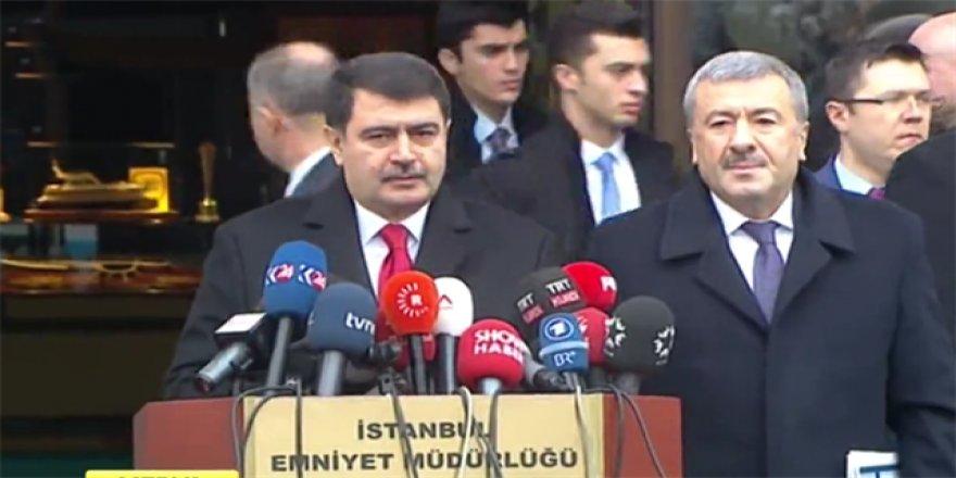 Vali Şahin: 'Saldırının DEAŞ adına yapıldığı net'