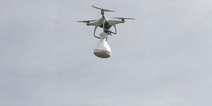 Kargoyu 'drone'lar taşıyacak