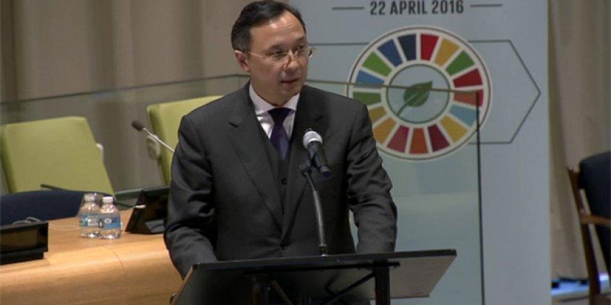 Kazakistan: Astana görüşmelerine hazırız