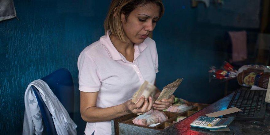 Venezuela'da yüksek değerli banknotlar tedavüle girdi