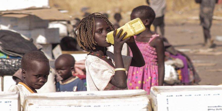 Güney Sudan'da 4 bin 563 çocuk ailelerine kavuşturuldu