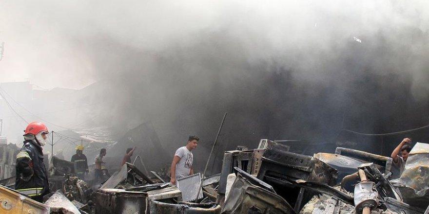 Bağdat'ta bombalı saldırı: 7 ölü, 24 yaralı