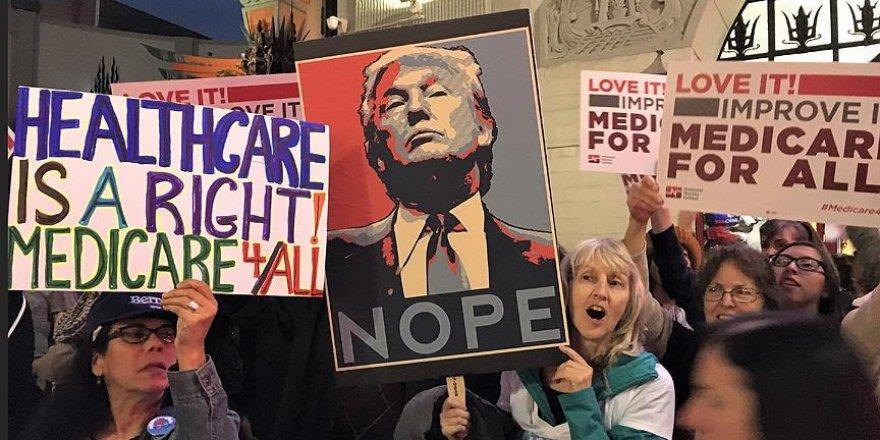 'Obamacare'in iptali 18 milyon insanı sigortasız bırakacak'