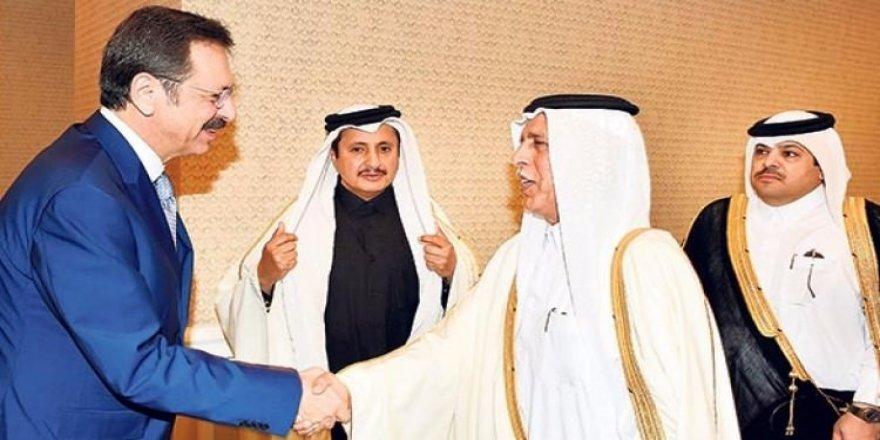 Katar'da dev işbirliği