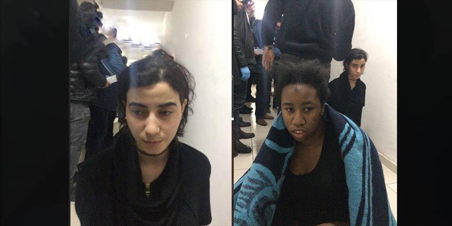 Teröristle aynı evde yaşayan kadınlarla ilgili ayrıntılar ortaya çıktı