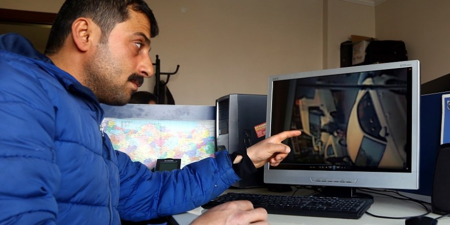 Konya'da bu siteye hırsız dadandı! 6 ayda...