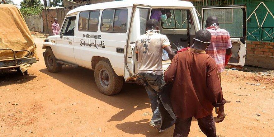 Orta Afrika Cumhuriyeti'nde çatışma: 40 ölü