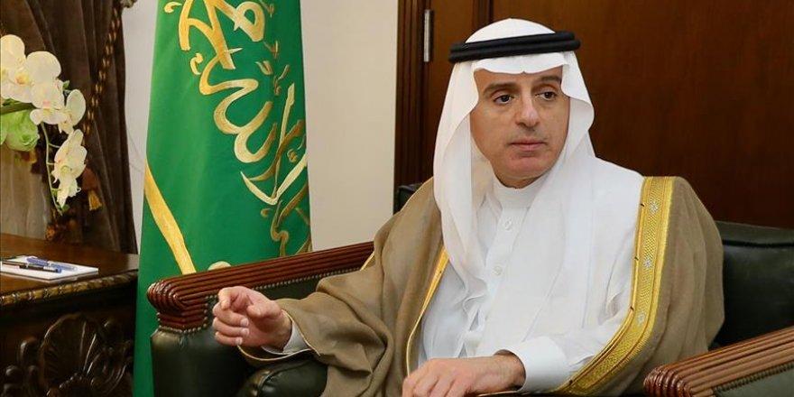 Suudi Arabistan'dan Astana görüşmelerine destek