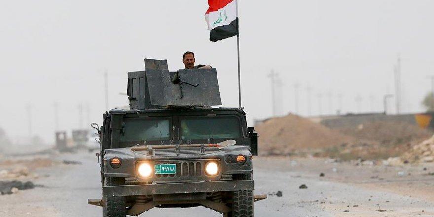 Musul'un doğusu terör örgütü DEAŞ'tan tamamen kurtarıldı