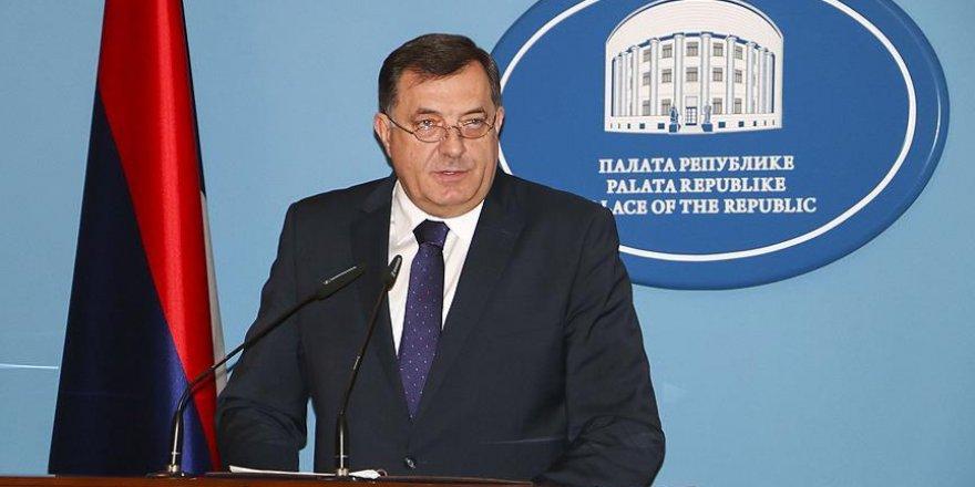 ABD'den Sırp lider Dodik'e yaptırım