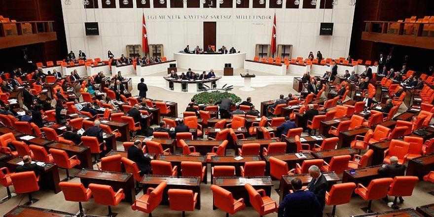 Anayasa değişiklik teklifinin ikinci turunda 5. madde kabul edildi