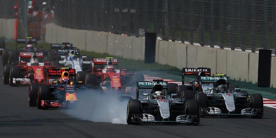 Formula 1'in satılmasına onay