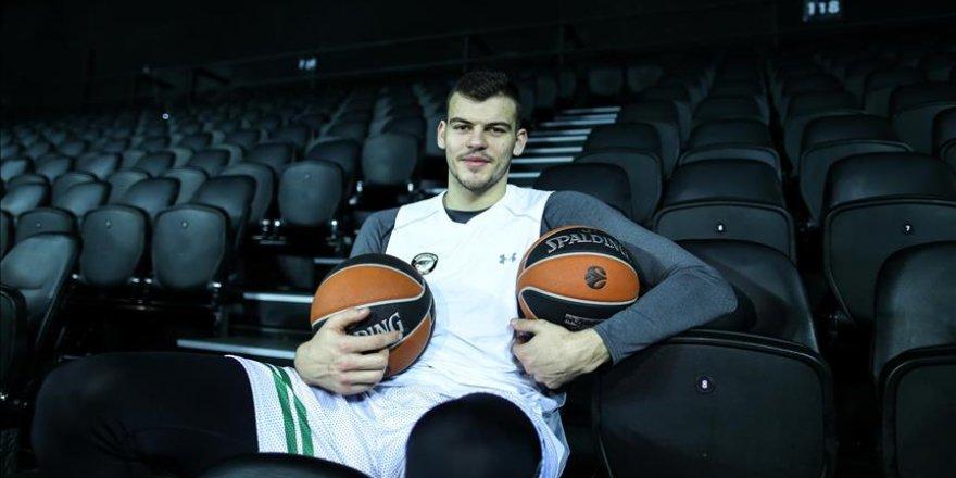 Hırvat pivot Ante Zizic: Gelecek sezon NBA'de olacağım