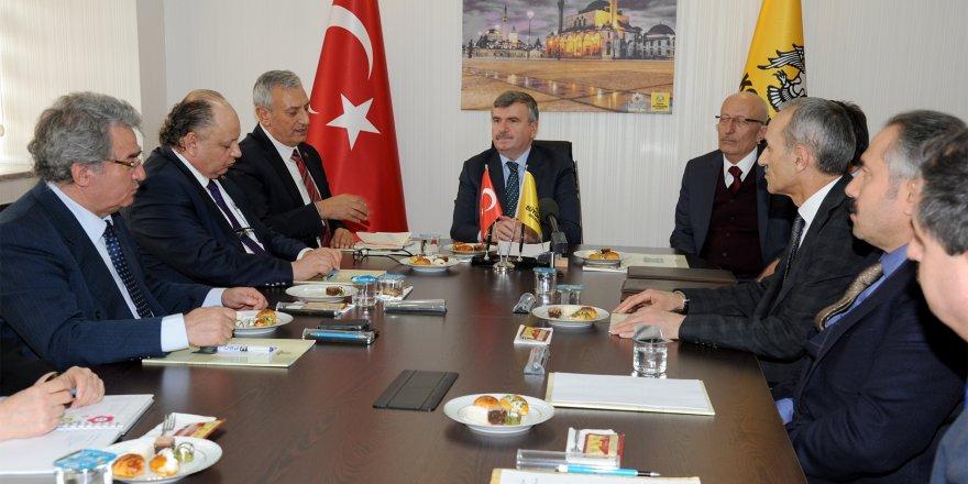 Büyükşehir ile Gıda ve Tarım Üniversitesi arasında işbirliği
