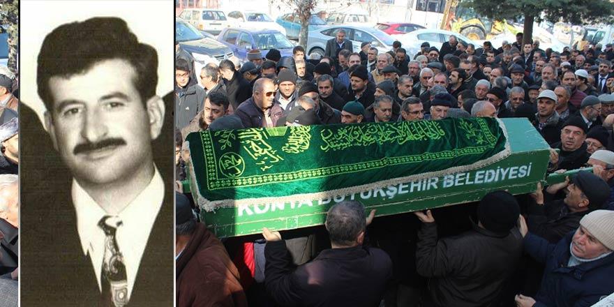 Ferruh Solak'ın babası toprağa verildi