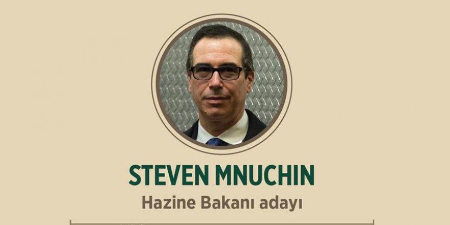 Trump'ın Hazine Bakanı adayı Mnuchin'den Rusya açıklaması