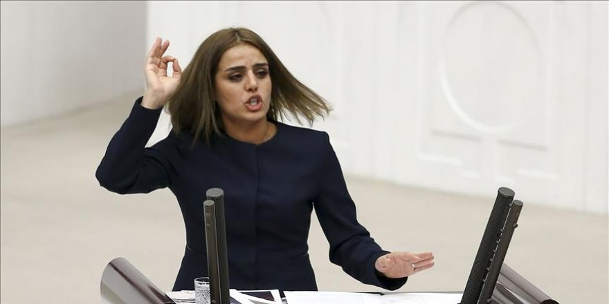 Turkey: HDP lawmaker arrested in Ankara
