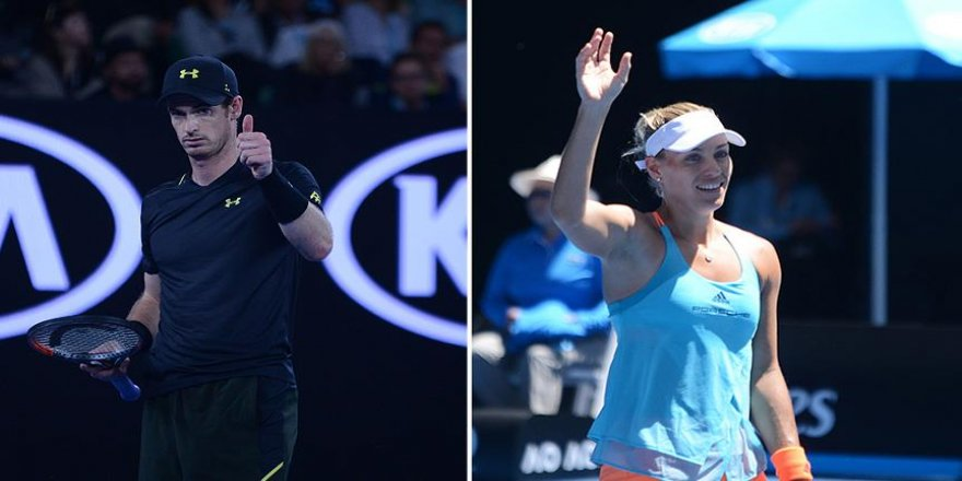 Murray ve Kerber 4. turda