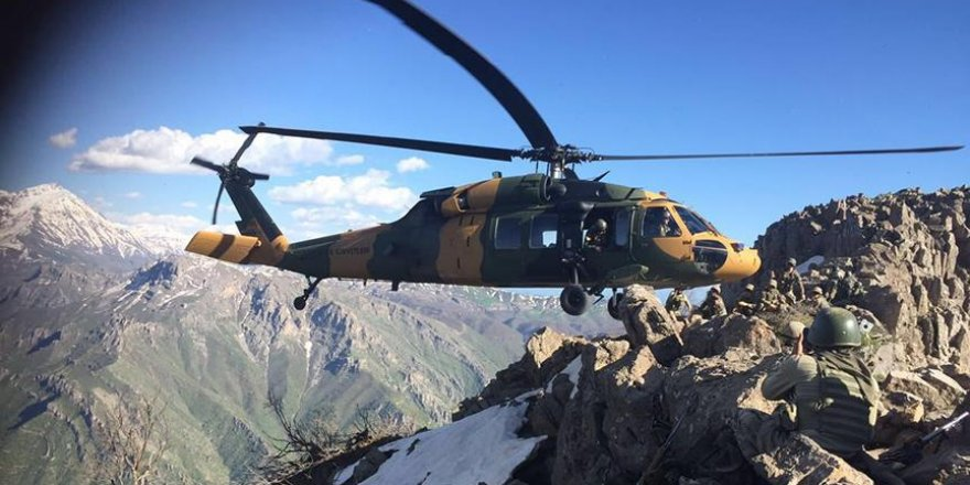 PKK'ya büyük darbe! 78 terörist etkisiz hale getirildi