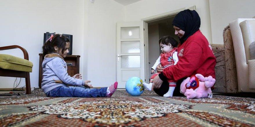 'Halepli yetimlerin korkuları acılarından fazlaydı'
