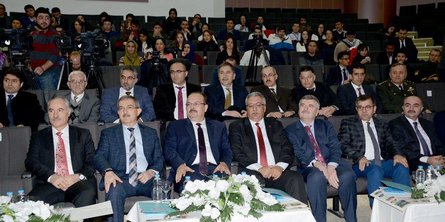 """""""Uluslararası Konya'da Vuslat Sempozyumu"""" yapılıyor"""