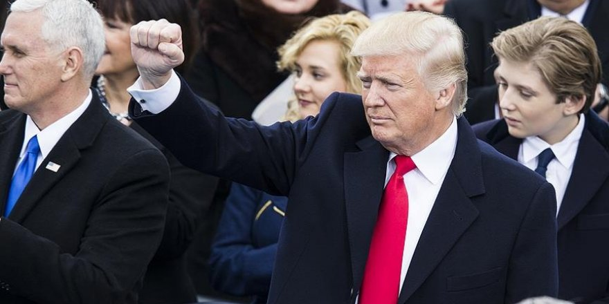 Trump resmen ABD Başkanı