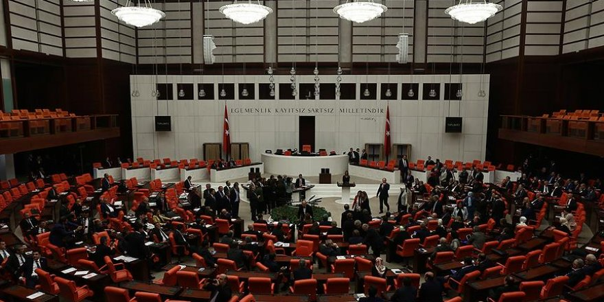 Anayasa teklifinde 13. madde kabul edildi