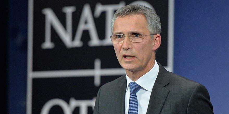 NATO Trump'a 'ittifakın ABD için önemini' hatırlattı