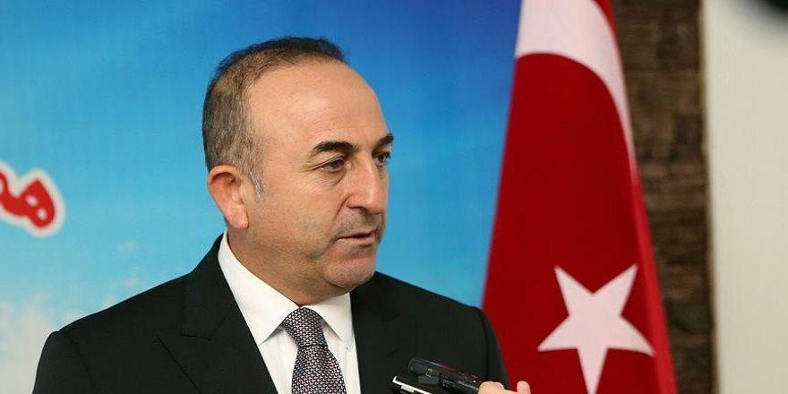 """""""Türkiye ile ilişkileri güçlendirmek istediklerini vurguladılar"""""""