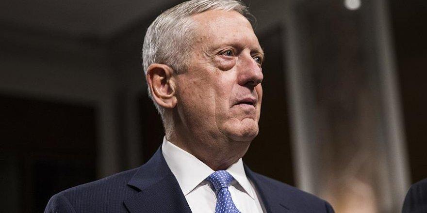 Yeni ABD Savunma Bakanı Mattis'ten Pentagon'a ilk mesaj