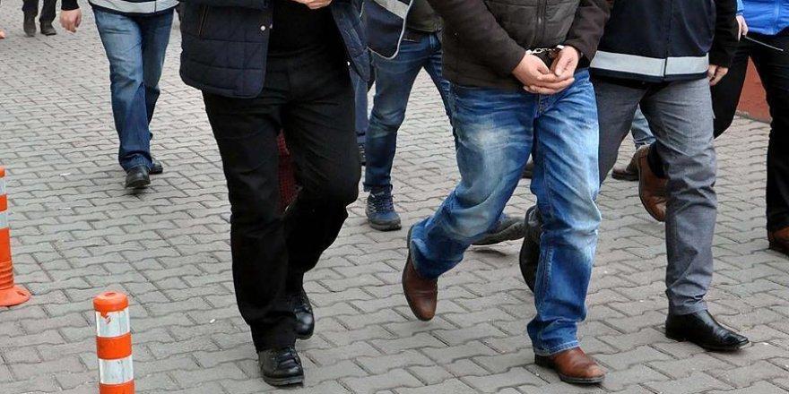HDP'li 5 ilçe başkanı gözaltına alındı