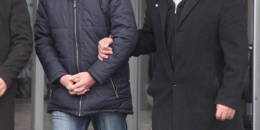 Konya'daki FETÖ operasyonunda 3 tutuklama