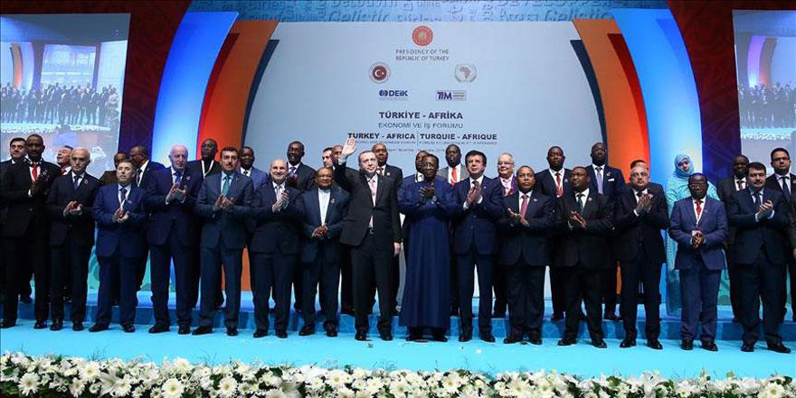 Afrika'yla ilişkiler daha da derinleşiyor