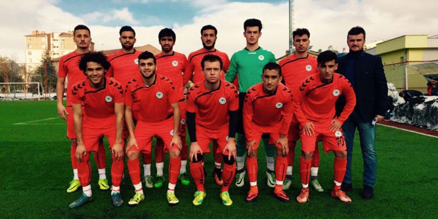 Konyasporlu gençler de Rize'yi mağlup etti