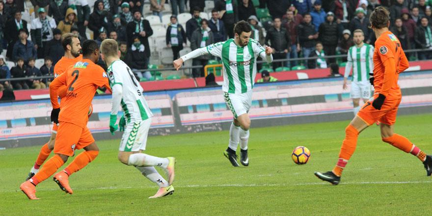 Bajic Konyaspor tarihine geçti
