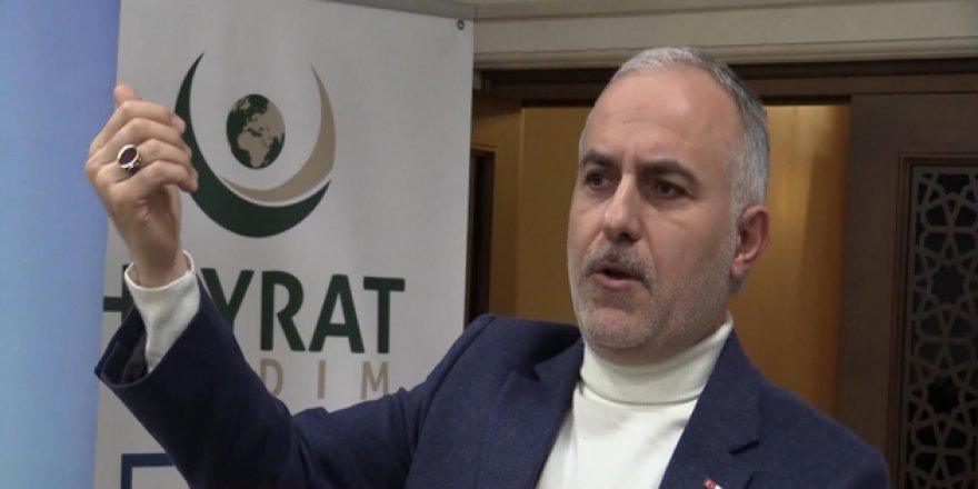 Kızılay Genel Başkanı Kerem Kınık Konya'da konuştu