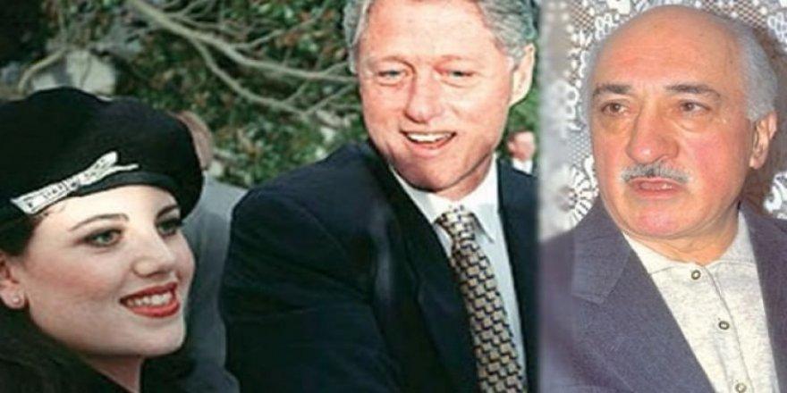 Gülen'den Clinton'a Monica mektubu