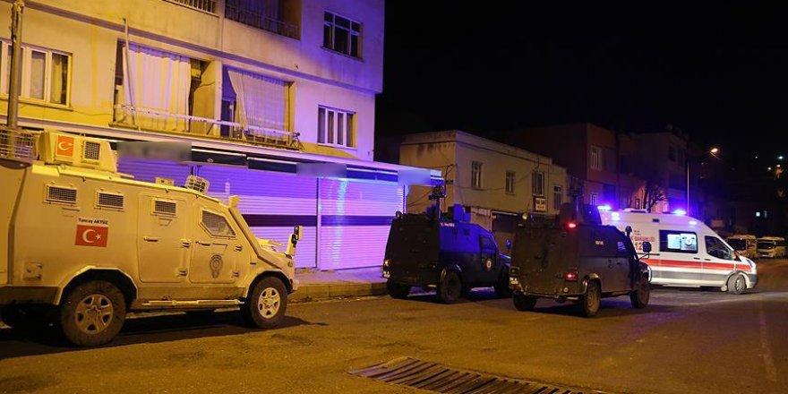 Kızıltepe Kaymakamlığına saldırı hazırlığındaki teröristler öldürüldü