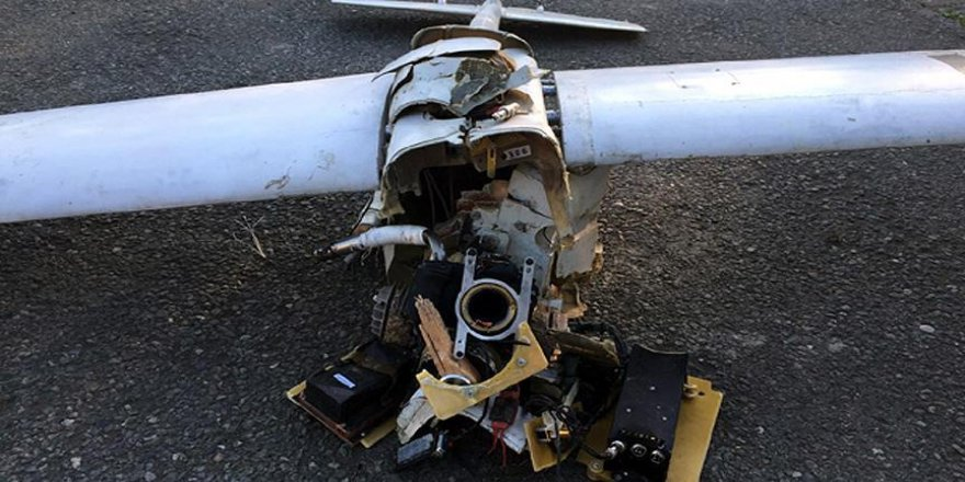 Azerbaycan Ermenistan'a ait insansız hava aracını düşürdü
