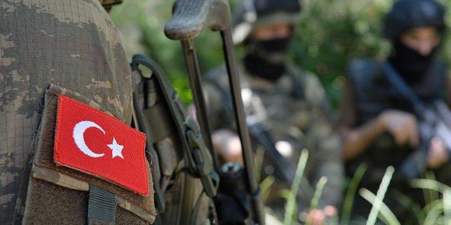 Mardin'de 2 terörist yaralı ele geçirildi