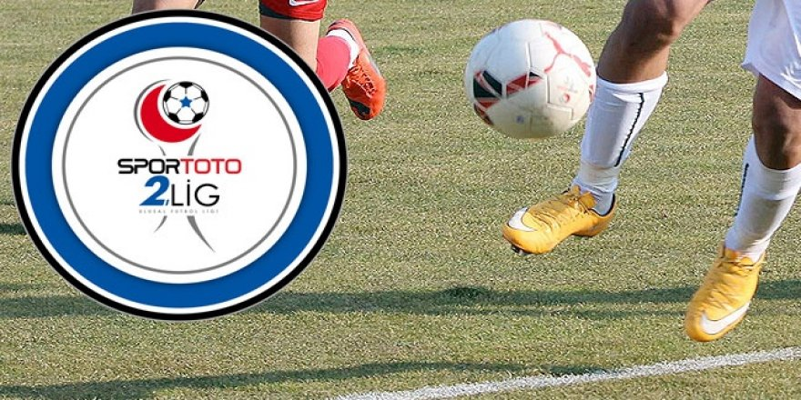 Spor Toto 2. Lig'de görünüm
