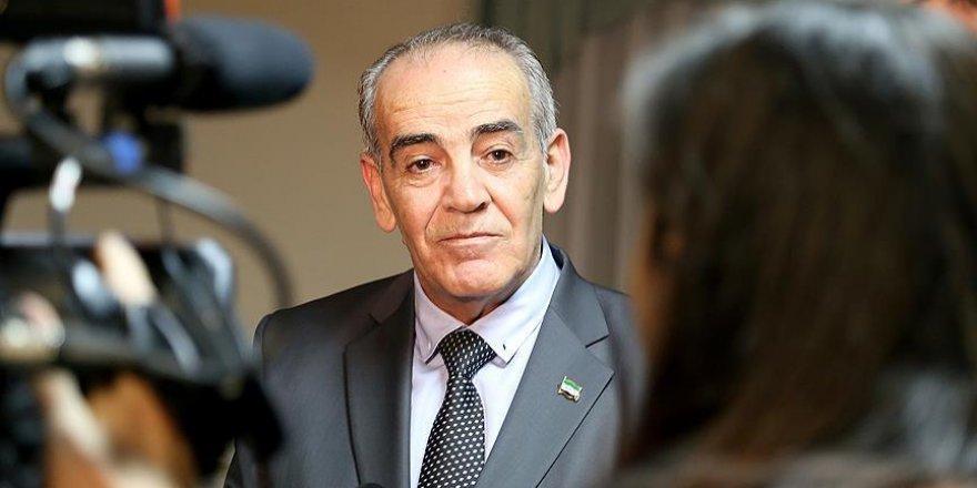 'Suriye'de akan kana 'dur' demek için Astana'dayız'