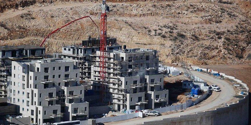 Filistin'den İsrail'in 'yeni yerleşim birimleri kararına' kınama