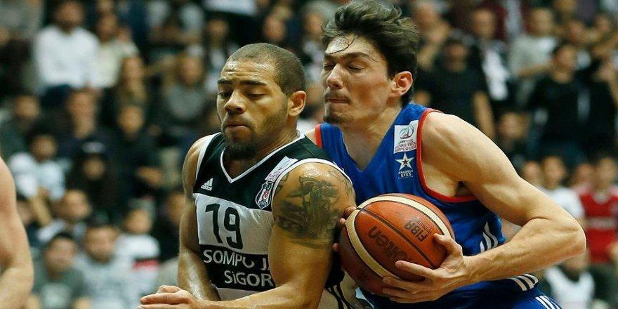 Anadolu Efes, Beşiktaş'ı mağlup etti