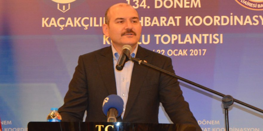 Bakan Soylu: 'Gördüğünüz anda acımayacaksınız'