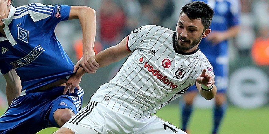 Beşiktaş'tan Tolgay Arslan açıklaması
