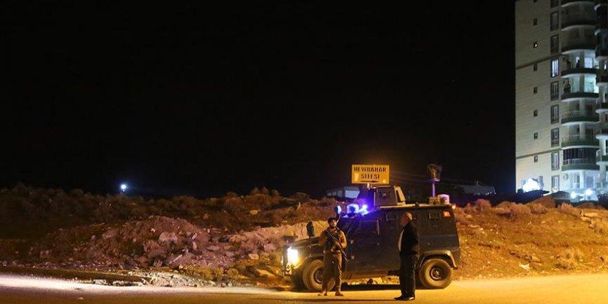 Siirt'te terör saldırısı sonrası operasyon başlatıldı